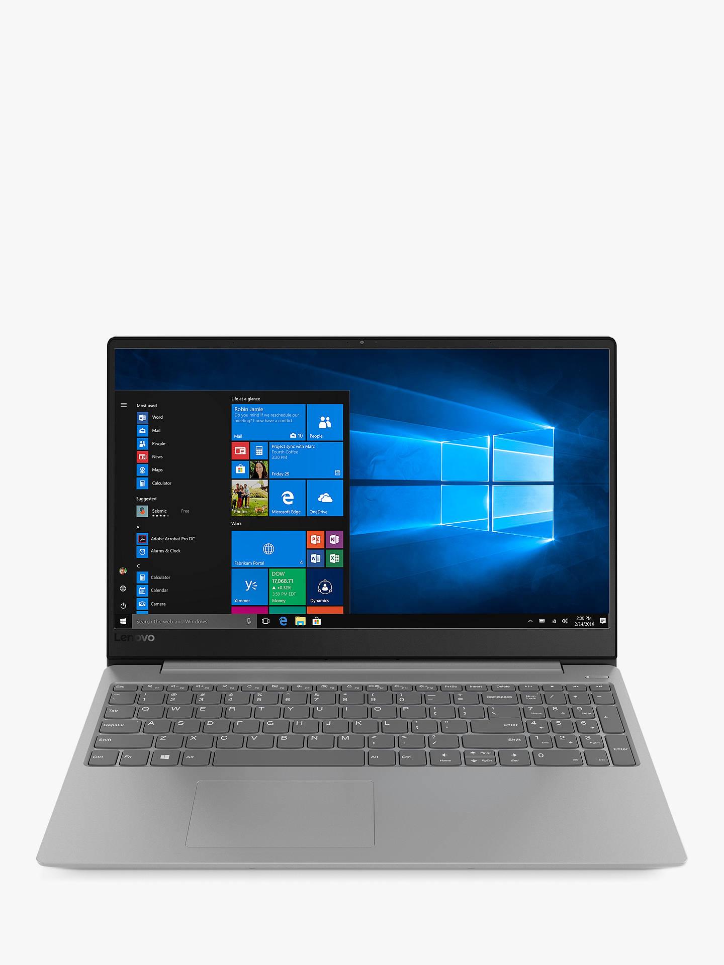 Lenovo IdeaPad 330S 81FB00DCUK Laptop, AMD Ryzen R3 Processor, 4GB RAM,  128GB SSD, 15 6