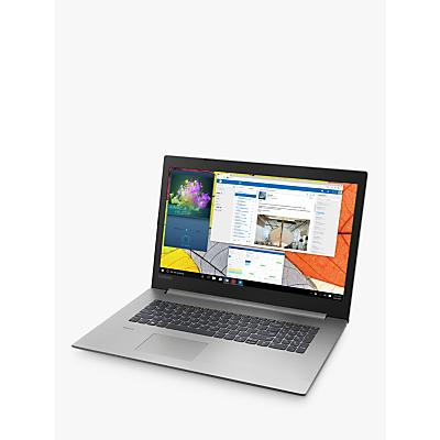 Lenovo 330 81D7004UUK Laptop, AMD A9, 8GB RAM, 1TB HDD, 17.3 HD+, Platinum Grey
