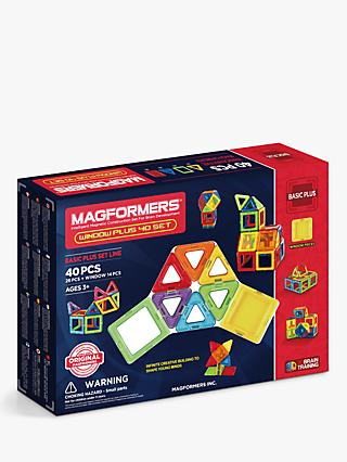 Magformers Basic Plus Window Plus 40 Set