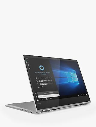 "Lenovo YOGA C730 81JR0068UK Convertible Laptop, Intel Core i5 Processor, 8GB RAM, 256GB SSD, 13.3"" Full HD, Iron Grey"