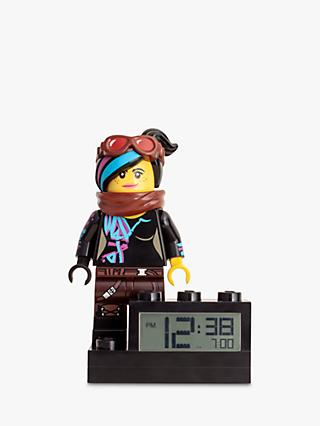 LEGO THE LEGO MOVIE 2 Wyldstyle Alarm Clock