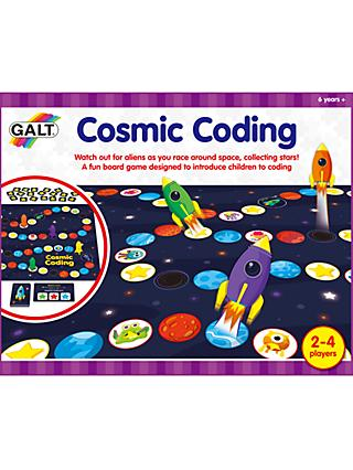 Galt Cosmic Coding Game