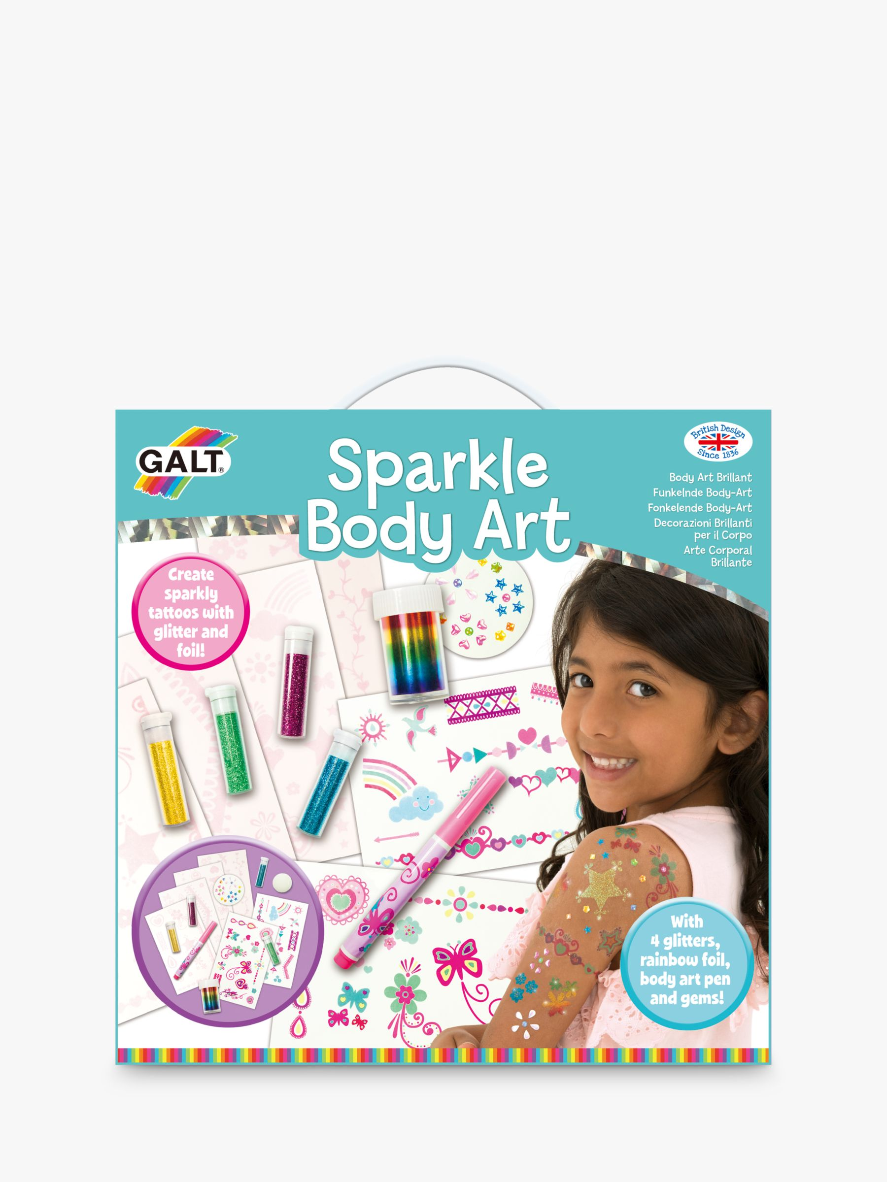 Galt Galt Sparkle Body Art