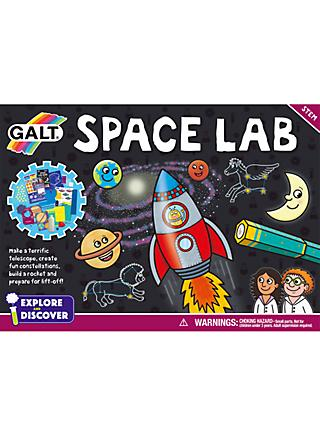 Galt STEM Space Lab