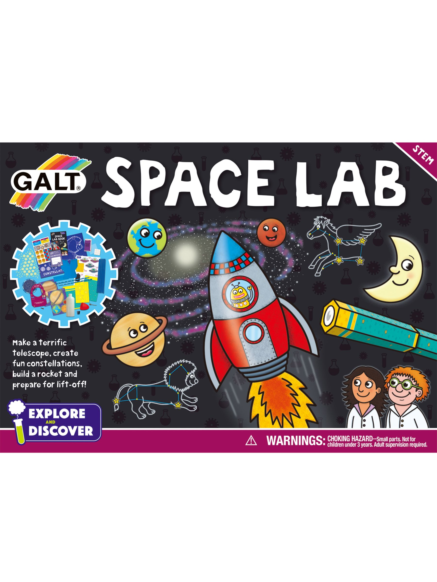 Galt Galt STEM Space Lab