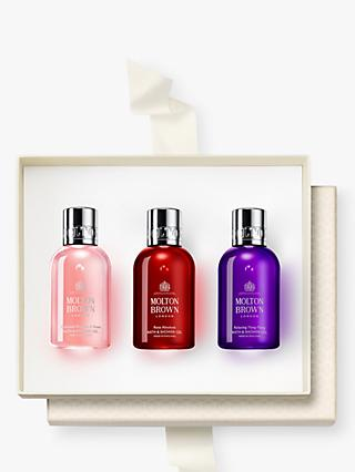 Molton Brown Sumptuous Treats Bath & Shower Gel Set