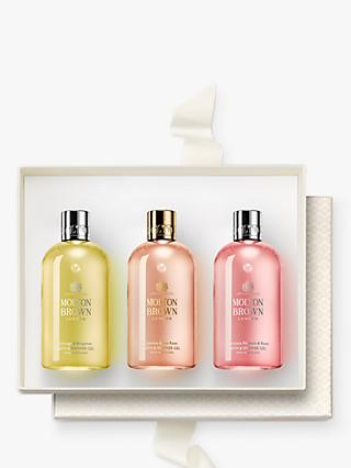 Molton Brown Perfect Pamering Bath & Shower Gel Set