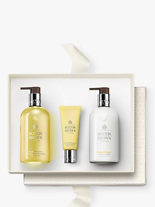 Molton Brown Orange & Bergamot Hand Cream Set