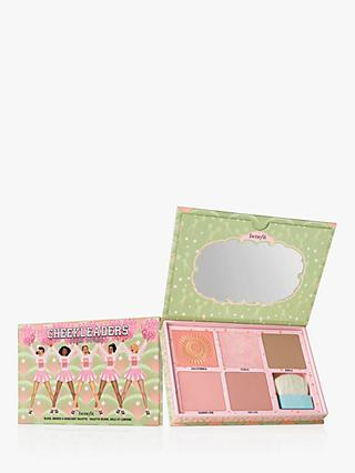 Benefit Cheekleaders Blush, Bronze & Highlight Palette, Pink Squad