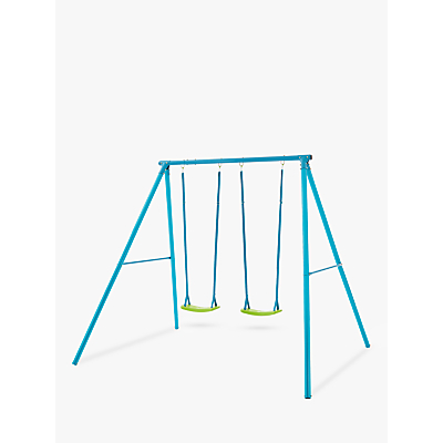 TP Toys Double Metal Swing Set