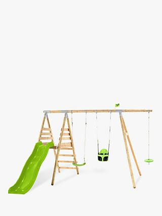 TP Toys Blenheim Slide and Swing Multiplay Set