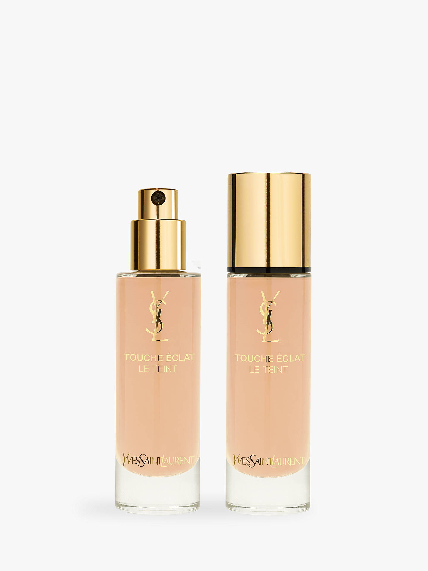 Buy Yves Saint Laurent Touche Éclat Le Teint Foundation SPF22, BR05 Online at johnlewis.com