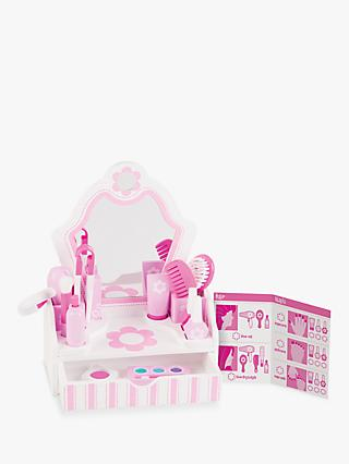 Melissa & Doug Role Play Beauty Salon Set