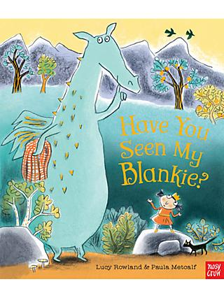 Have You Seen My Blankie Children's Book
