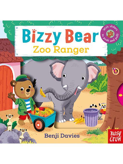 Nosy Crow Bizzy Bear Zoo Ranger Children's Book