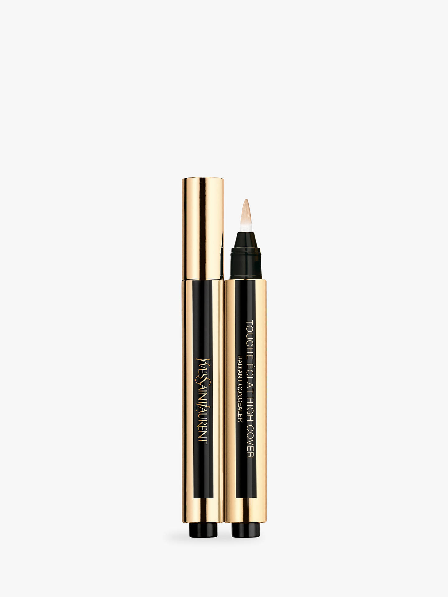 BuyYves Saint Laurent Touche Éclat High Cover Concealer, 0.5 Vanilla Online at johnlewis.com