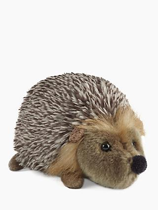 Living Nature Hedgehog Plush Soft Toy