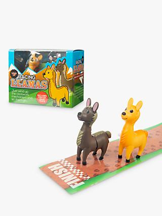 Funtime Wind-Up Racing Llamas