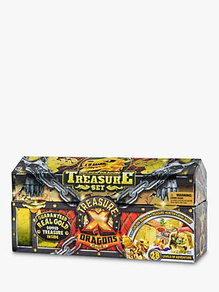 "Treasure X Three Pack Chest ""Legends of Treasure Set"""