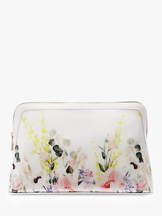 Ted Baker Sybill Elegant Print Wash Bag, Multi