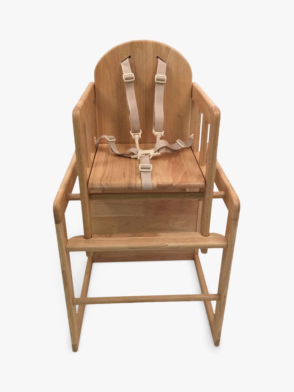 East Coast East Coast Combination Wooden Highchair