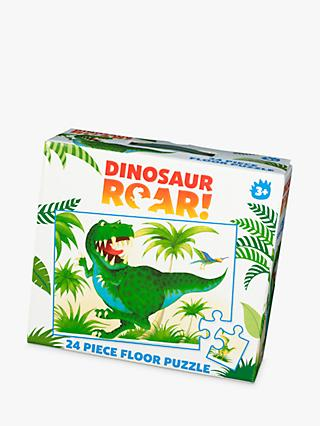 Dinosaur Roar Children's Floor Jigsaw Puzzle, 24 Pieces