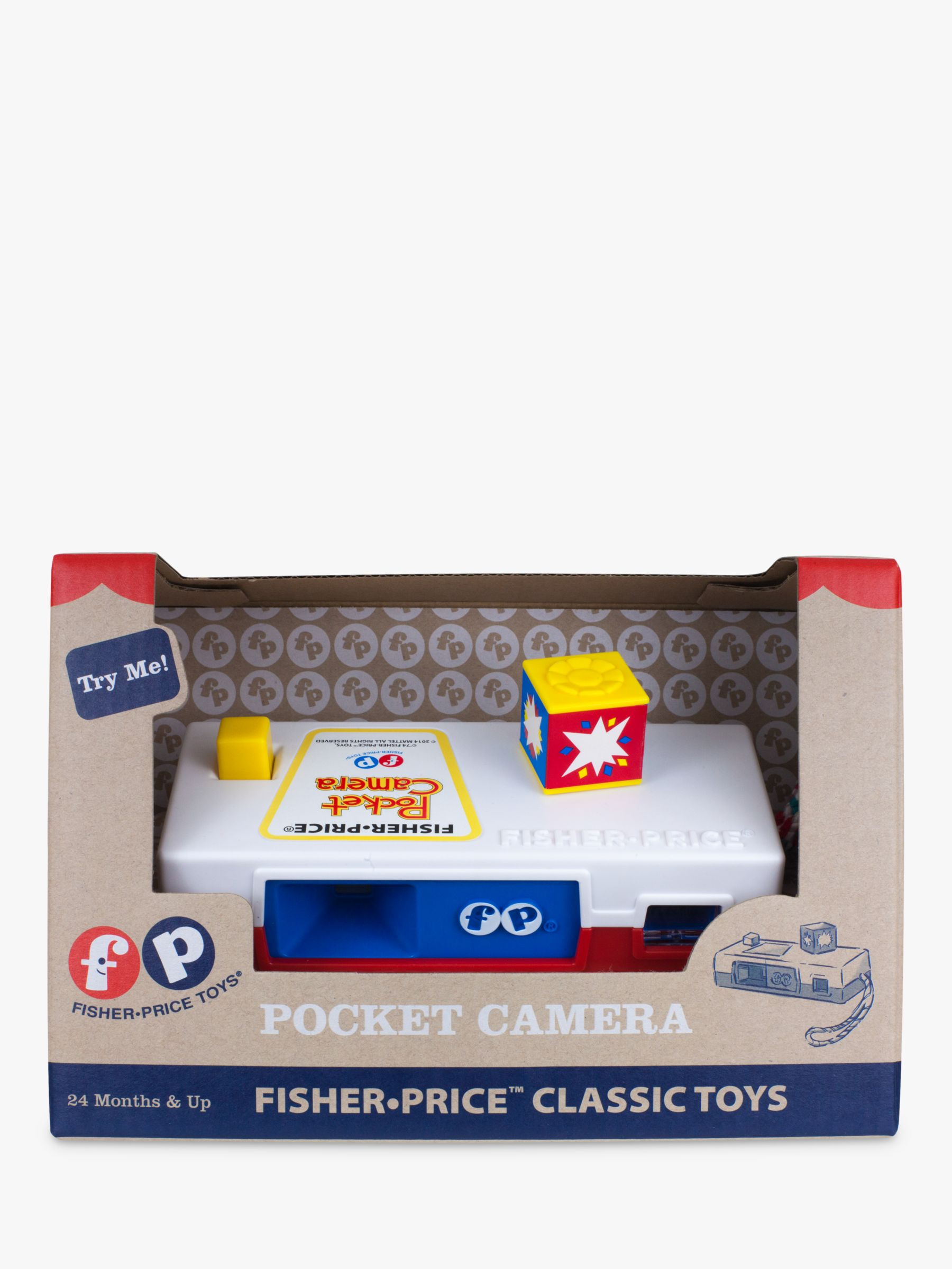 Fisher-Price Fisher-Price Classic Toys Pocket Camera