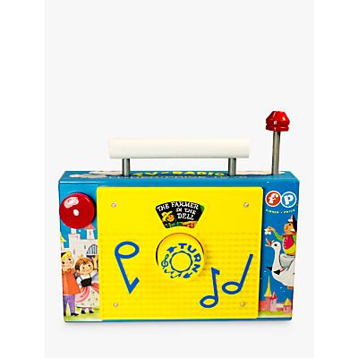 Fisher-Price Play TV Radio