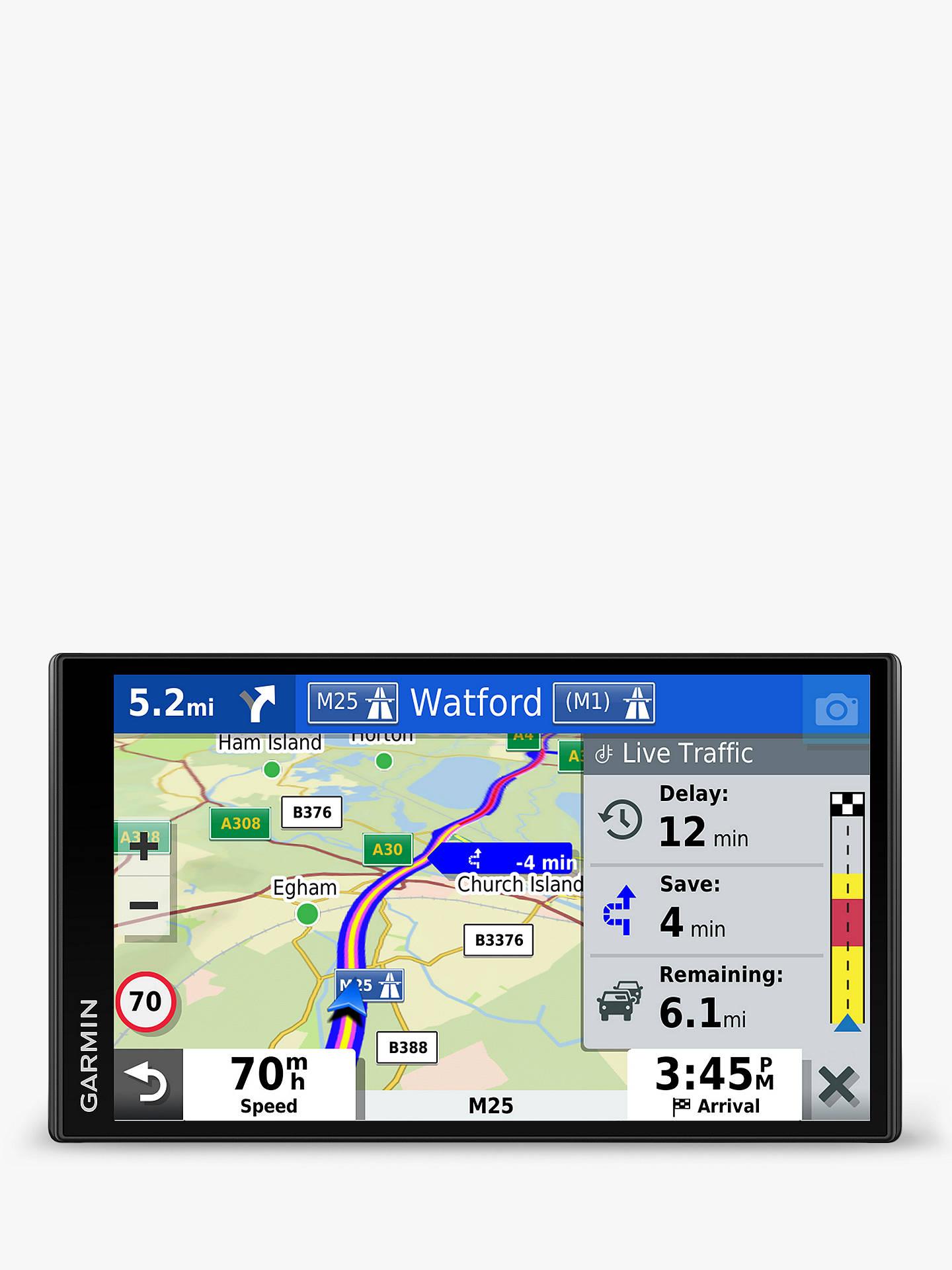 Garmin DriveSmart 65MT-S Sat Nav with Bluetooth, 6.95 on sat cartoon, sat prep book, sat score chart 2014,