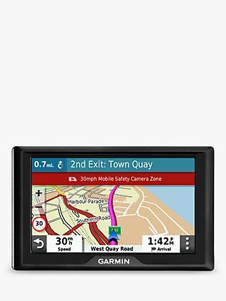 Sat Nav Systems | Tom Tom & Garmin GPS Systems | John Lewis