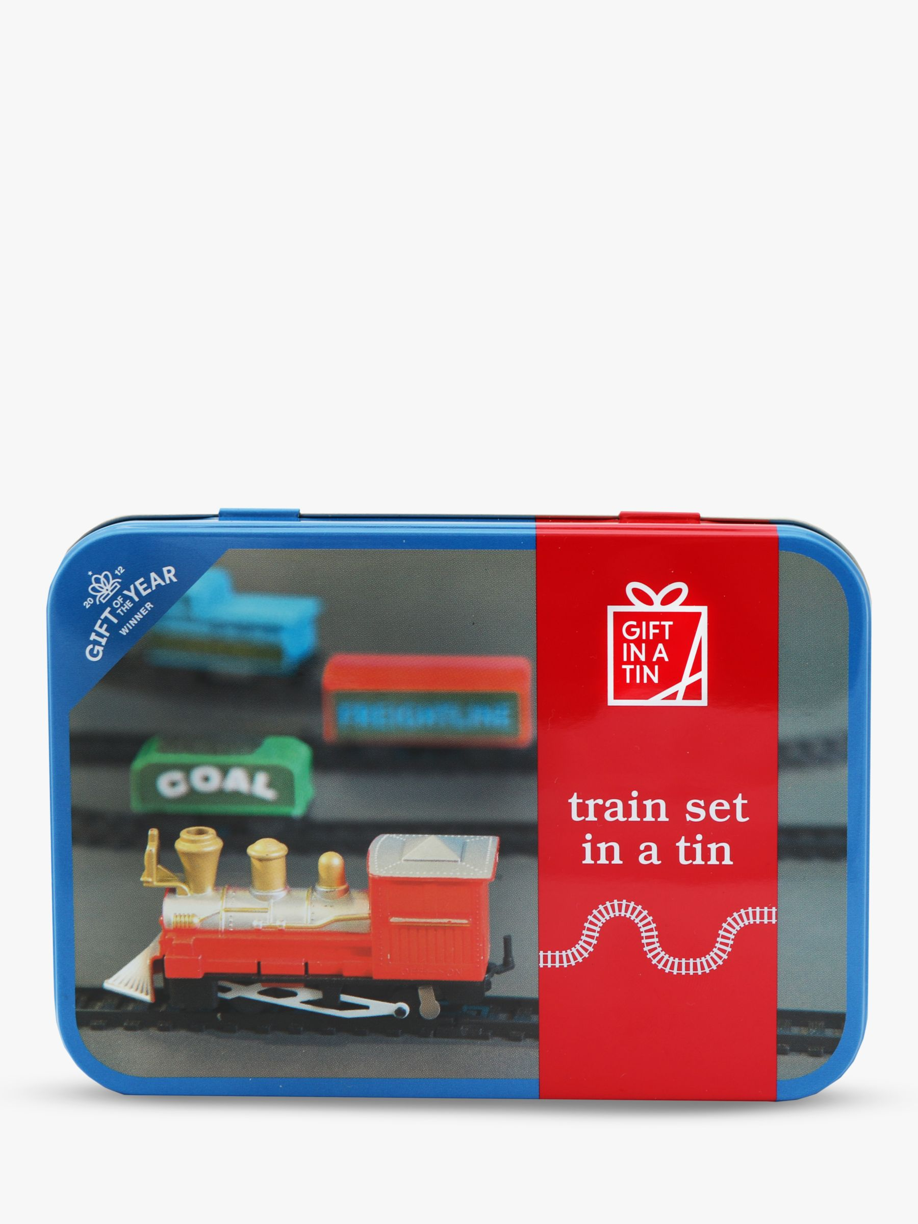 Apples To Pears Apples to Pears Train Set Gift in a Tin
