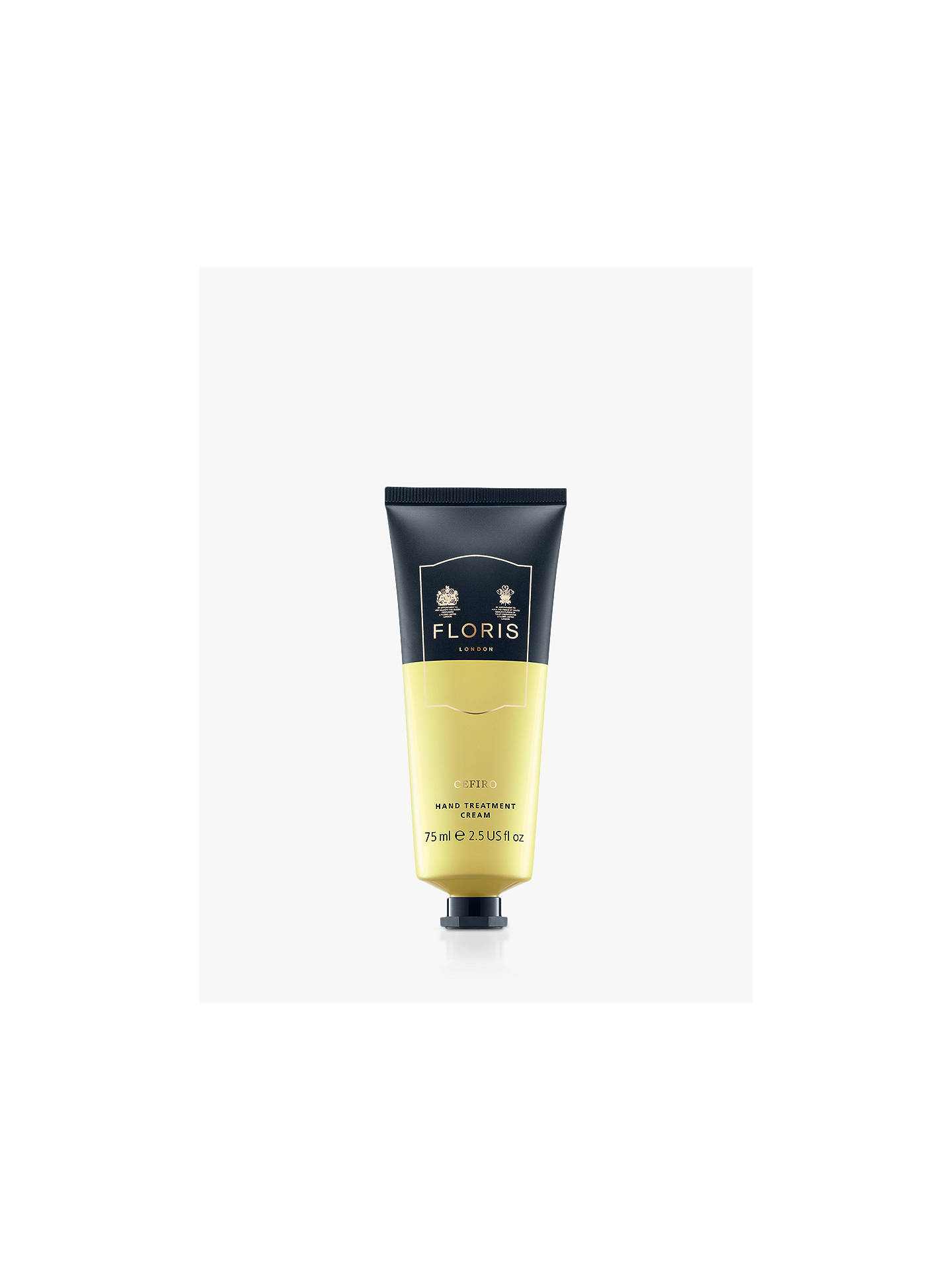 Floris Cefiro Hand Treatment Cream, 75ml