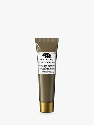 Origins Plantscription™ Retinol Night Moisturiser with Alpine Flower, 30ml
