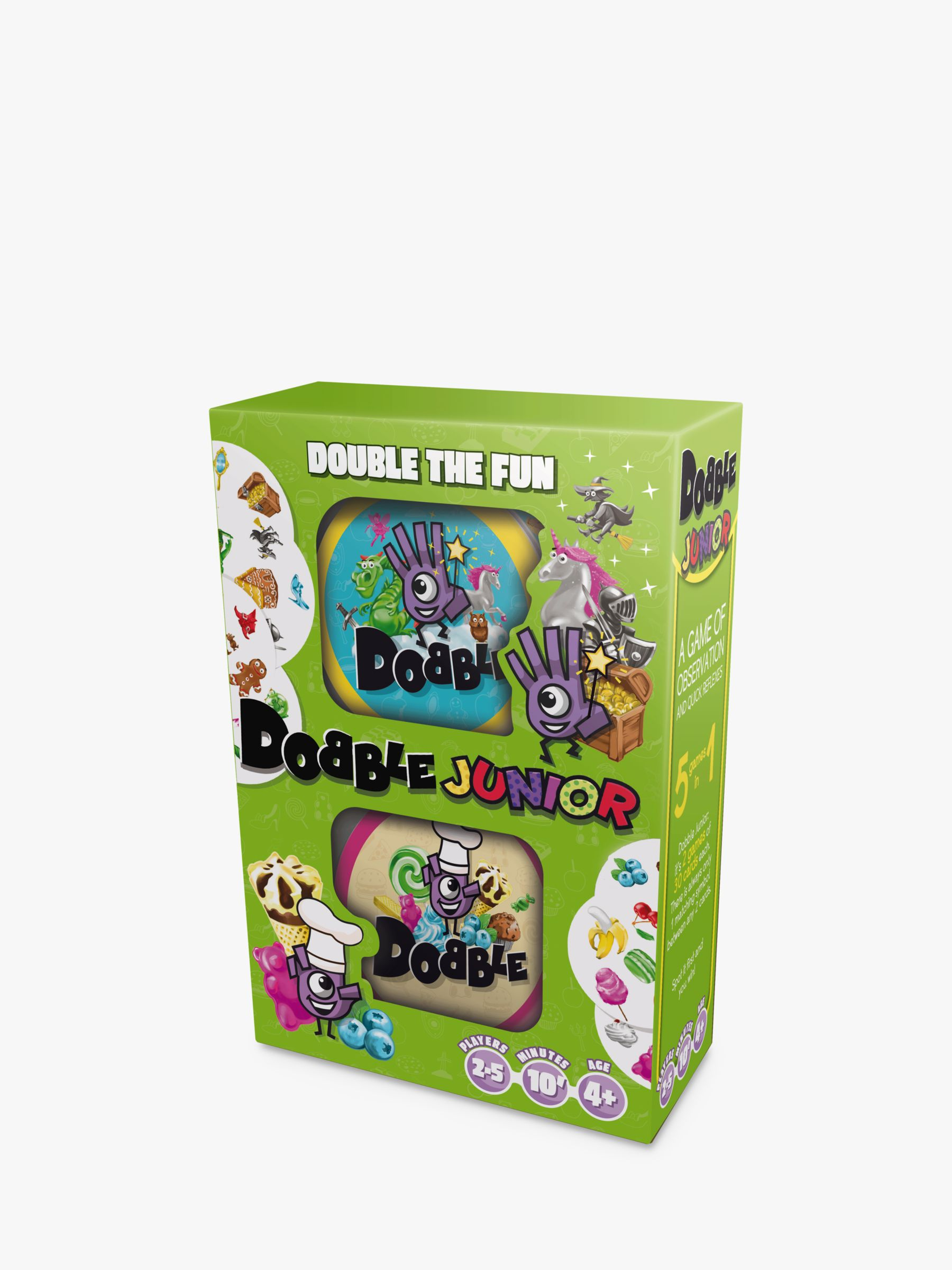Esdevium Dobble Junior Card Game