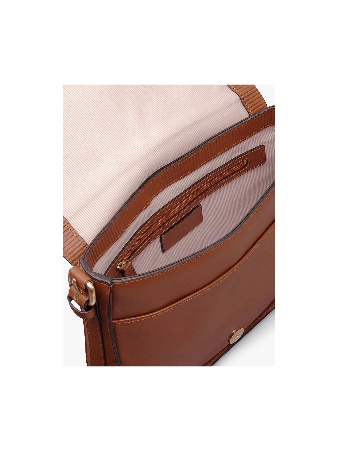 f8dddfa80da8 BuyRadley Painters Mews Leather Medium Flap Over Cross Body Bag