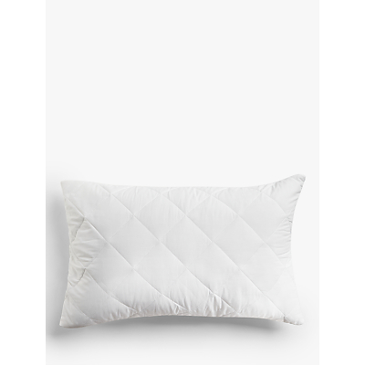 John Lewis & Partners Specialist Synthetic Active Anti Allergy Standard Pillow Protector