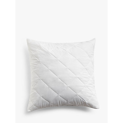 John Lewis & Partners Specialist Synthetic Active Anti Allergy Square Pillow Protector