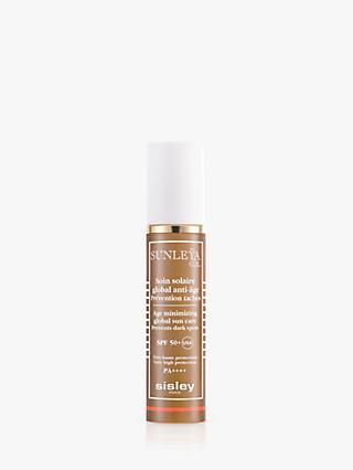 Sisley Sunleÿa G.E. Age Minimising Global Sun Care SPF 50+, 50ml
