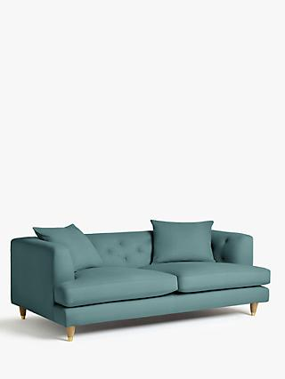 John Lewis & Partners Chester Grand 4 Seater Sofa, Light Leg
