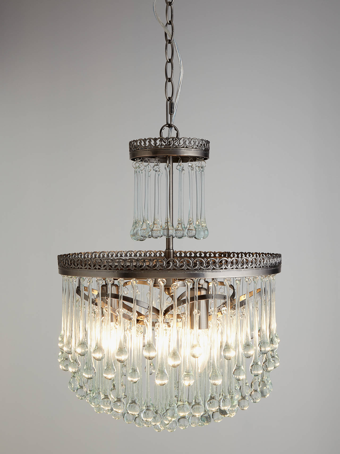 A Guide to Crystal Chandelier Glass Ideas & Advice | Lamps