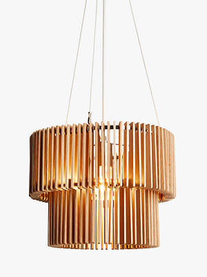 Buy John Lewis & Partners Sticks Ceiling Light, FSC-Certified (Oak) Online at johnlewis.com
