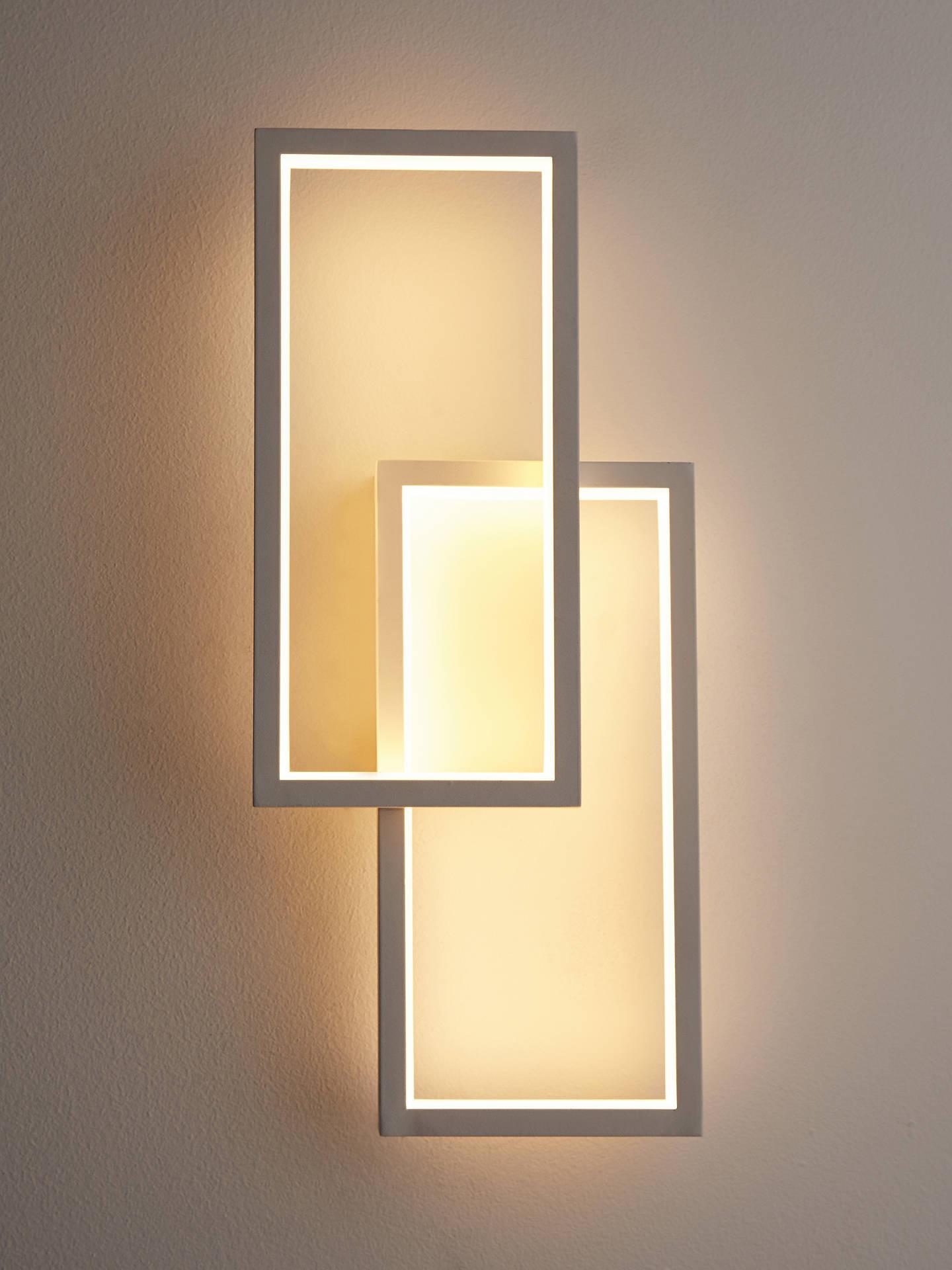 John Lewis Partners Angles Led Wall