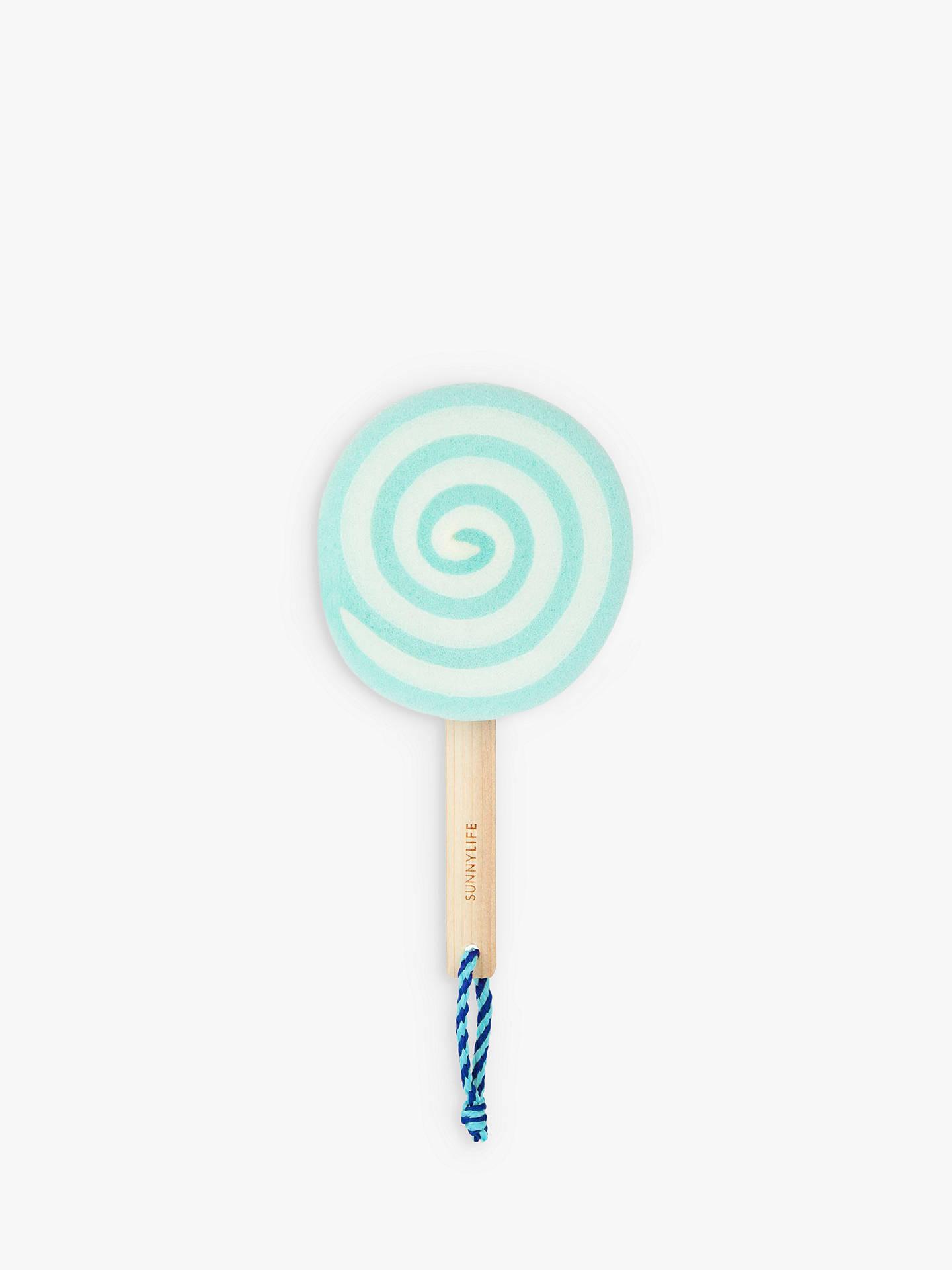 Sunnylife Ice Lolly Sponge, Blue by Sunnylife