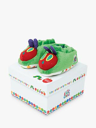 Very Hungry Caterpillar Tiny Baby Booties, Multi