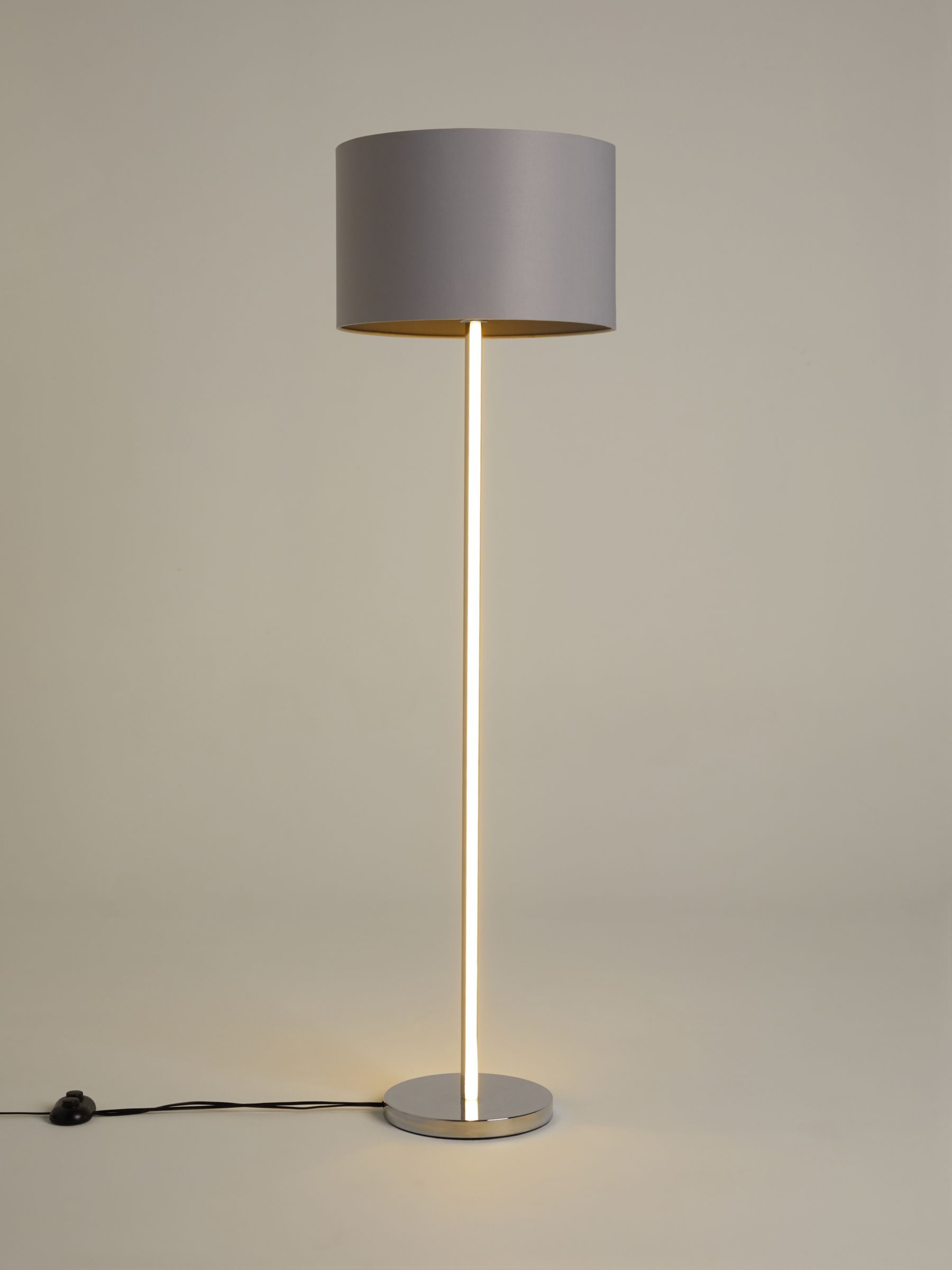 John Lewis Contact Table and Floor Lamp