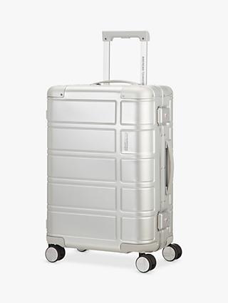56d0469cb8 American Tourister Alumo Spinner 4-Wheel 55cm Cabin Case