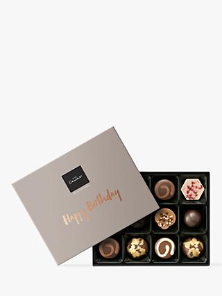 Hotel Chocolat Happy Birthday Signature Box, 145g