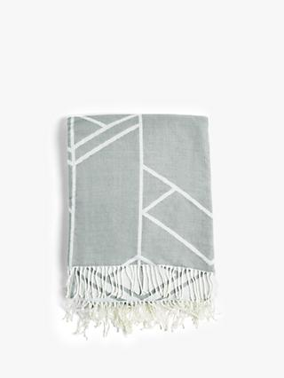 House by John Lewis Elevation Throw