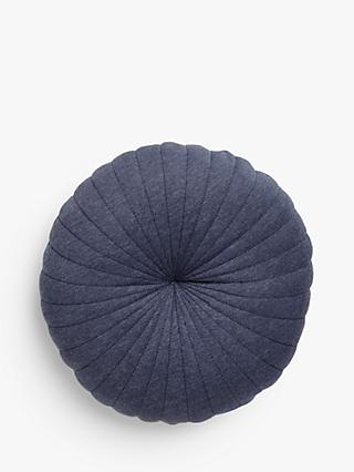 House by John Lewis Round Jersey Cushion