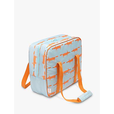 Scion Mr Fox Picnic Cooler Bag, Blue, 20L